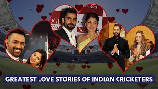 Greatest love stories of indian cricketers