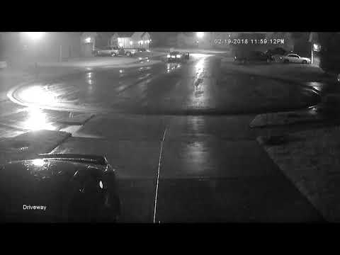 Security Camera Feb 19, 2018 11:58pm