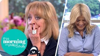 Amanda Barrie Has Holly and Phillip in Stitches by Refusing to Act Her Age | This Morning