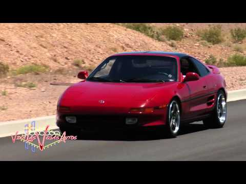1991 Toyota MR2 V6 Conversion Test Drive Viva Las Vegas Autos