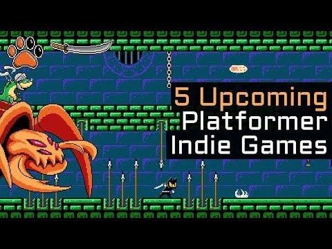 Top 5 Upcoming Platformer Indie Games in 2018 - Part 1