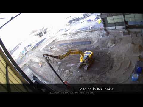Projet extension four 10 à Carbone Savoie