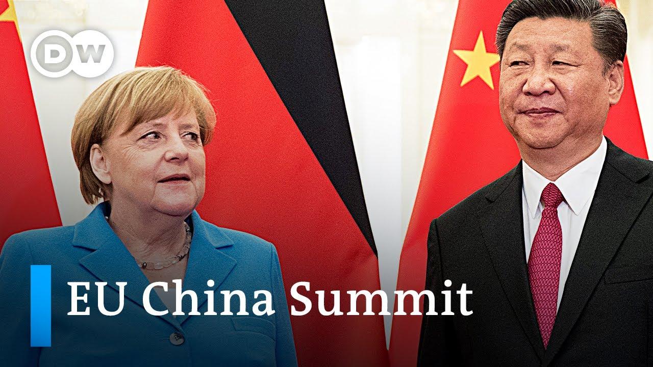EU China relations under close scrutiny | DW News