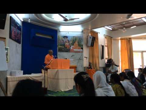 Shanti Mantras at Swami Dayananda Ashram