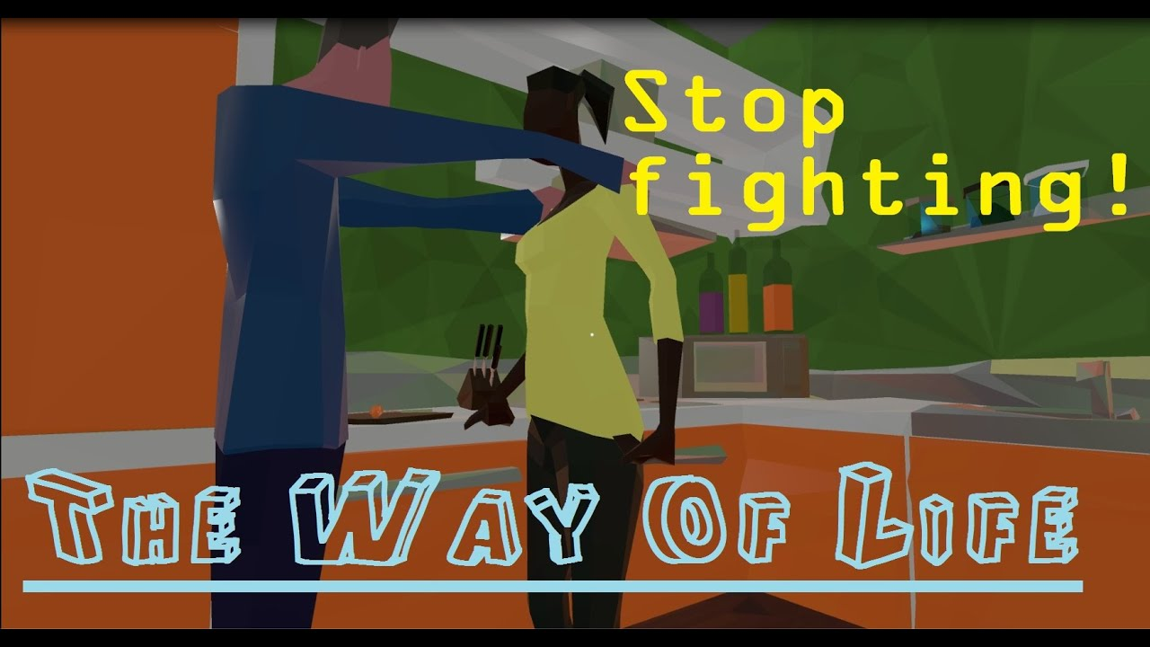 how do you stop a fight