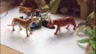 Коты-воители! Тропическое племя! Самоделка!