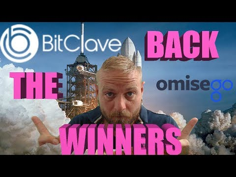 Backing Winners - Who are Bitclave? - Why OMG today?