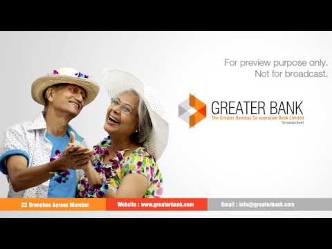 Greater Bombay Co-operative Bank | Corporate video | Senior Citizen