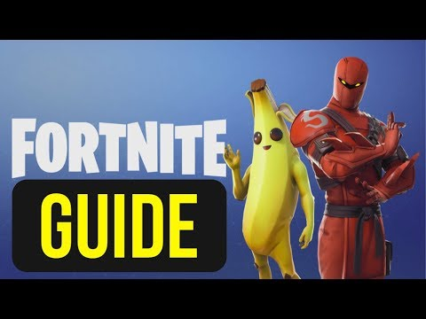 The Ultimate Guide for Beginners: Fortnite Battle Royale | How to play Fortnite | 2019