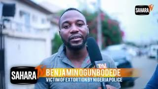 How Police Followed Me To Cash Bribe For Them At The ATM -Victim of Police Extortion