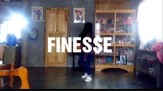 """FINESSE"" - Bruno Mars ft. Cardi B 