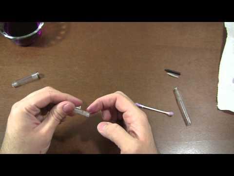 Ink Nouveau- Cleaning a Noodler's Flex Pen