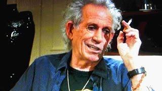 TV-Scandal: Keith Richards Smoking On Air!