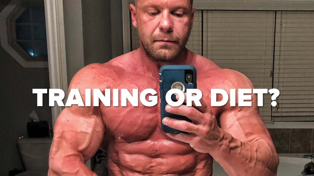 how important is diet to bodybuilding