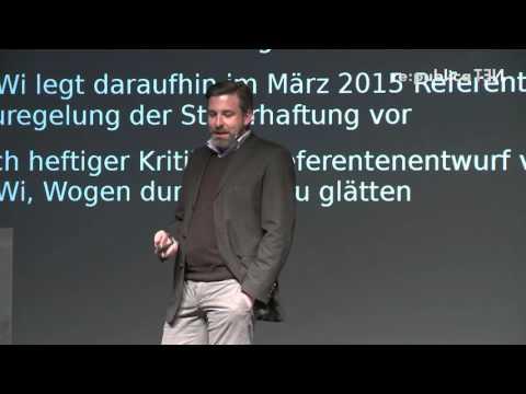re:publica 2016 — Evening about net politics with Digitale Gesellschaft e.V. on YouTube