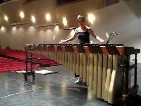 Transformation of Pachelbel's Cannon - Nanae Mimura, Marimba