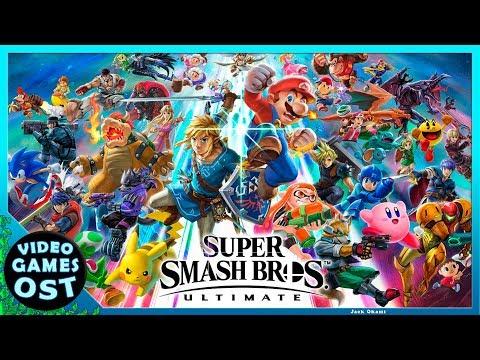 Super Smash Bros Ultimate - Vocal Main Theme - English