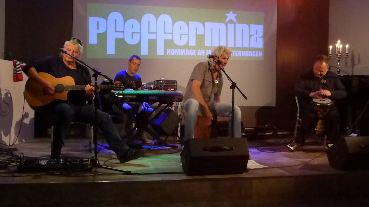 Pfefferminz Coverband