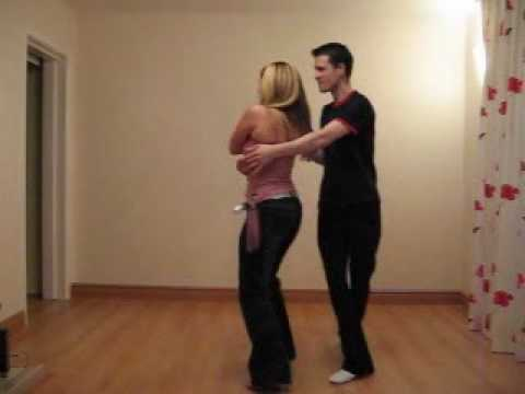 Stellan and Tanya dancing Bachata in Bristol