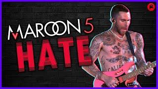 5 Reasons Why People HATE Maroon 5