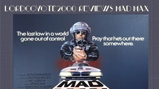 Mad Max (1979) movie review