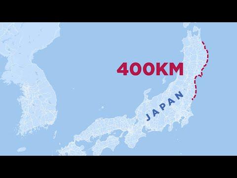 Japan's 400 Kilometre Tsunami Shield