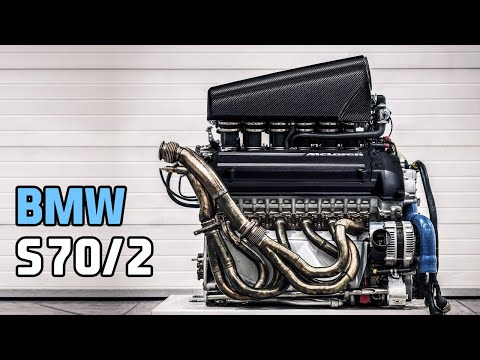 BMW S70/2: McLaren F1 Engine Explained