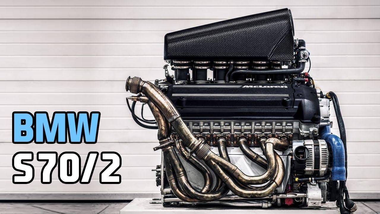 Bmw S70  2  Mclaren F1 Engine Explained
