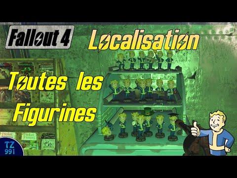 [Localisation] Fallout 4 - Toutes les Figurines / Poupées [Listé]