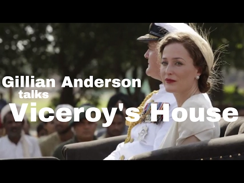 Gillian Anderson interviewed by Simon Mayo