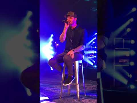 "Brett Young ""Mercy"" Live @ Starland Ballroom"