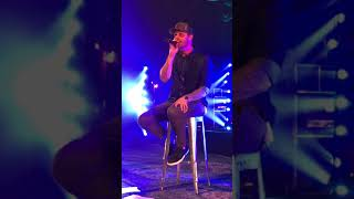 "Brett Young ""Mercy"" Live @ Starland Ballroom Video"
