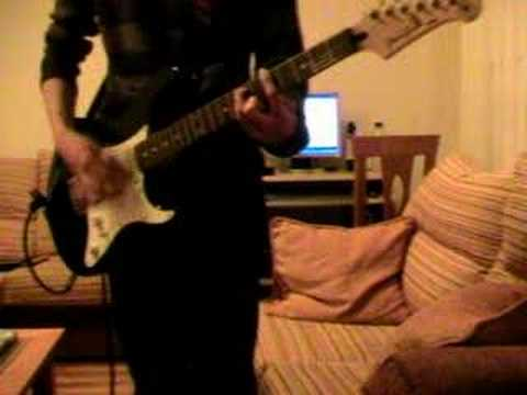 Platypus (I Hate You) - Green Day guitar cover - YouTube