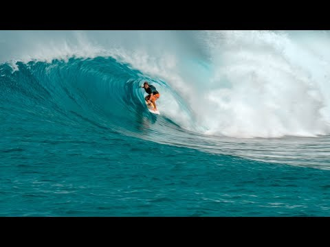 SURFING in MALDIVES | STORMS, SUN AND BARRELS!