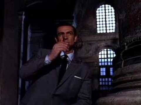 007 From Russia With Love ~Behind the Scenes~