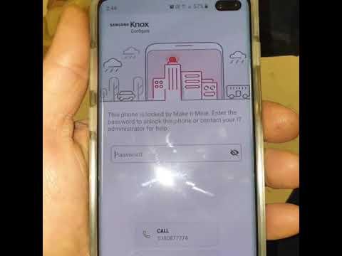Samsung MDM, Knox, RAC, Retail Demo Remove Service