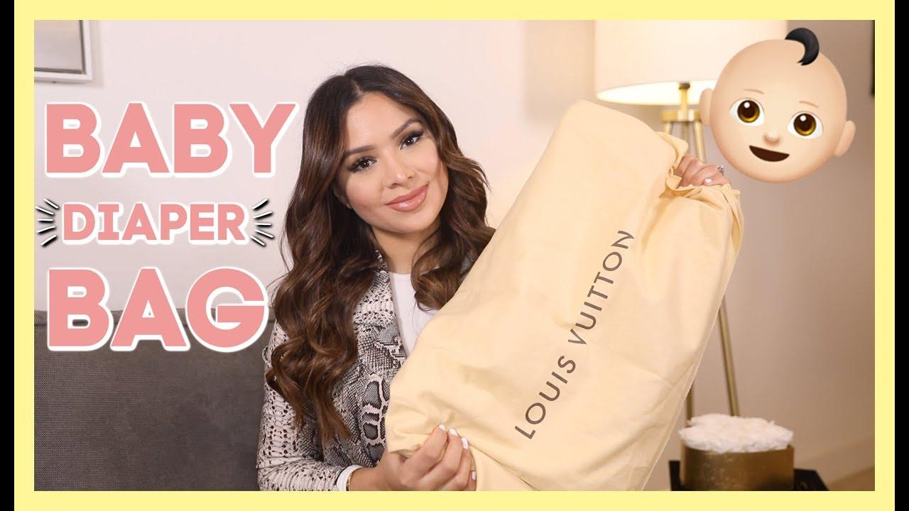3b1cd3366e2c7 Unboxing My Baby Diaper Bag | Diana Saldana - YouTube