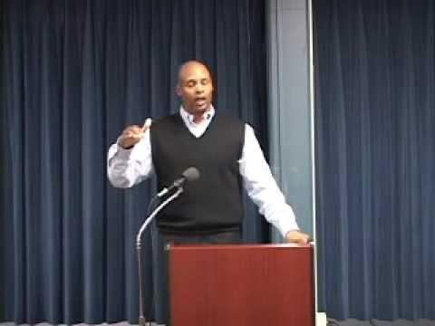 Clark Kellog - Bell National Resource Center's Gathering of Men Part 1