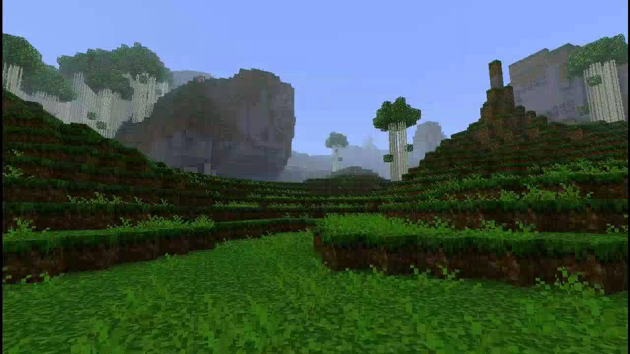Minecraft Bamboo Forest Biome Youtube