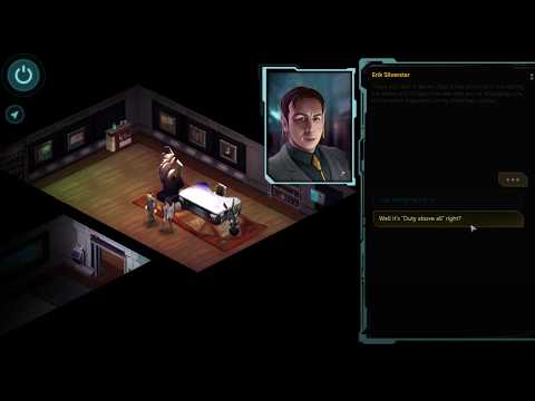 Shadowrun Returns Longplay - 033 - Collecting the Sample Walkthrough  