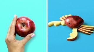 видео Умная еда: правильное питание для школьников