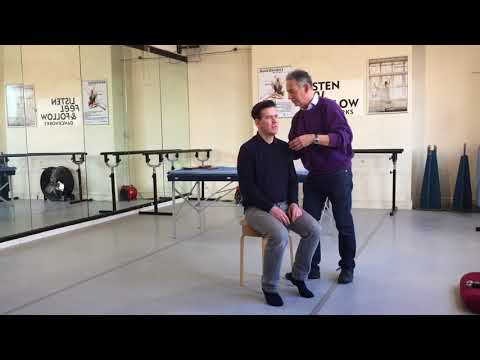 Alexander Technique with Anthony Kingsley - First Lesson January 2018