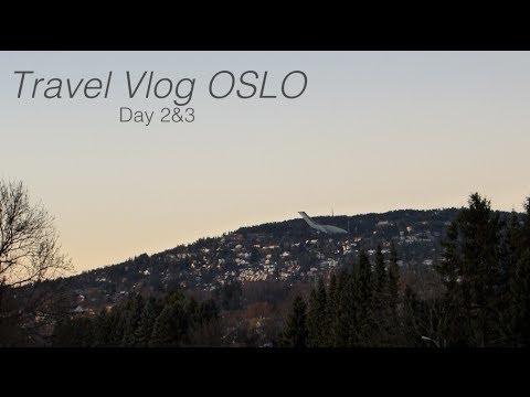 TRAVEL VLOG Oslo Day2&3 (15th and 16th November 2013) - FranklyFranca