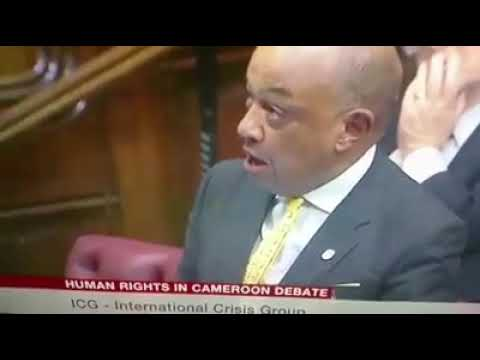 DEBATE ON HUMAN RIGHTS ABUSE IN CAMEROON IN BRITISH PARLIAMENT