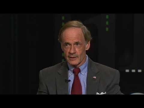 First Conversation:  Senator Tom Carper