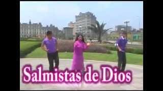 ALFA Y OMEGA JESUCRISTO - SALMISTA DE DIOS