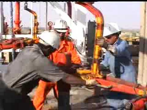 Trip Drill at Onshore Drilling Rig