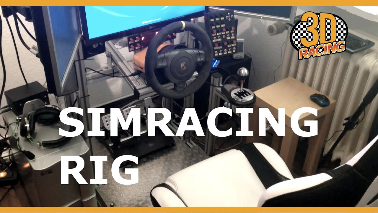 mein pc simracing equipment lenkrad pedale shifter. Black Bedroom Furniture Sets. Home Design Ideas