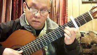 Trả Lại Em (Đức Quỳnh)(SLOW ROCK) - Guitar Cover by Hoàng Bảo Tuấn