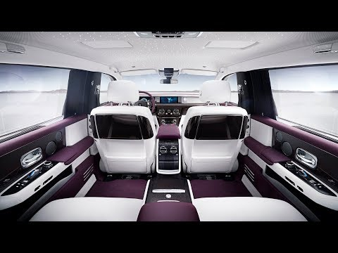2018 Rolls Royce Phantom - INTERIOR